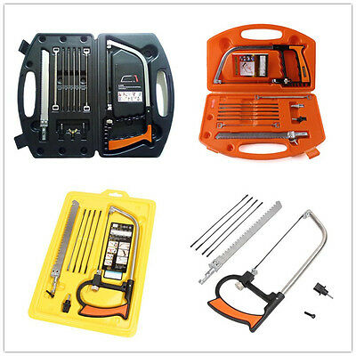 Multi-Purpose Magic Saw Set Kit DIY Hand Tools Cutter For Glass Wood Metal PVC Z
