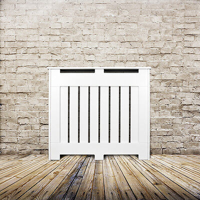 Made To Measure - Classic Radiator Cover/Cabinet  - Vertical Slats Grille