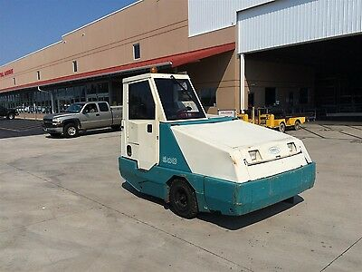 1998 Tennant Diesel Sweeper 800