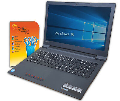 """ASUS IN GOLD - LAPTOP - 15,6"""" - 4 x 2,56GHz - 4GB - 500GB - Windows 10 - Office"""