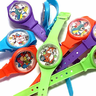 1 6 12 24 Puzzle Wrist Watches Toy Prizes Boys Girls Birthday Party Bag Fillers