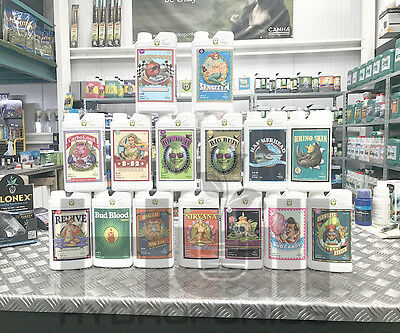 Advanced Nutrients-Big Bud, Overdrive, B52,voodoo,bud Candy, Hammerhead, More 1L