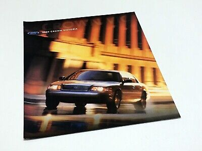 2000 Ford Crown Victoria Brochure USA