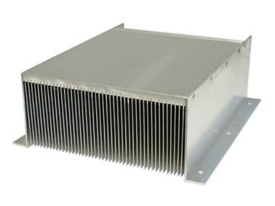 C&H Bonded Fin Heat Sink, Large 16 X 15 X 5.25, Brand New