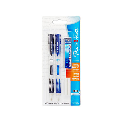 Paper Mate ClearPoint 0.5mm Mechanical Pencil Starter Set