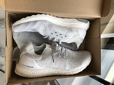Adidas Ultraboost Uncaged Triple White Size 10
