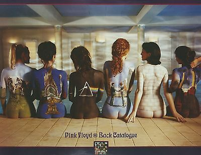 Pink Floyd - Back Catalogue   1997   8X10 Photo #201