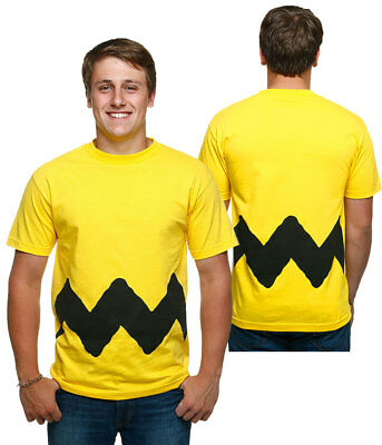 Peanuts I Am Charlie Brown Costume T-Shirt