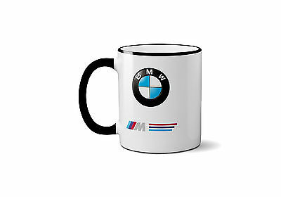 BMW Logo Mug Coffee Tea Cup M Power Motorsport Performance Racing Auto Car Gift