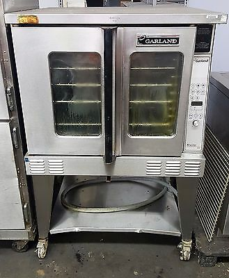 Garland Master Series 450 -Electric Full-Size Convection Oven w/ Digital Control