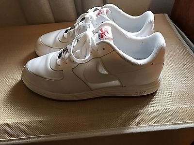 official photos 52982 3bd71 Nike Roshe Two Us 7 Leather Prm 2 Premium Off White White Gum 881987 100  New.  54.95 Buy It Now 16d 19h. See Details. Men s Nike Lunar Force 1 Size  11