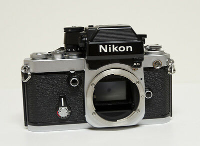 Nikon F2AS Photomic 35mm SLR Film Camera Body Only