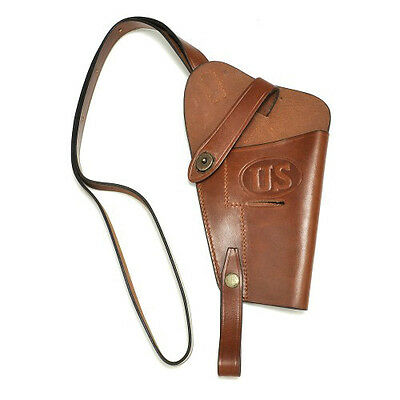 M3 Colt 1911 Leather Shoulder Holster - Right Handed- Very High Quality