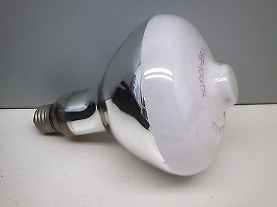 Sylvania H38BP-100/DX Mercury Lamp Reflector Flood Light Bulb 100W Medium Base