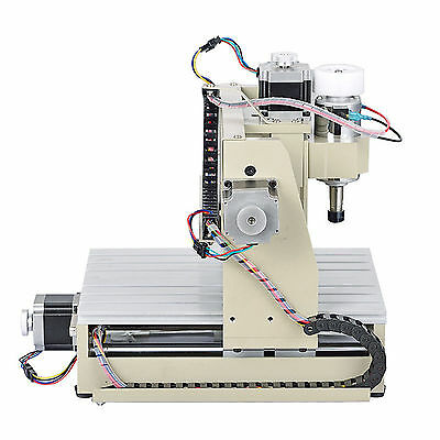 Desktop CNC Router Engraving Milling DriIling Machine 3AXIS 3020 300W MACH3 NEW!