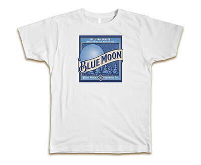 2232ff12d7144 MEN S BLUE MOON Beer On The Water Tank Top Navy Size S M L XL XXL ...