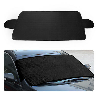 150*70CM Front Windshield Car Window Foldable Sun Shade Shield Cover Visor UV AF