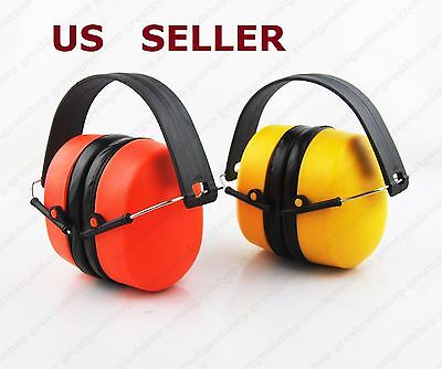US SHIP Ear Muffs Hearing Protection Noise Reduction Safety Sound