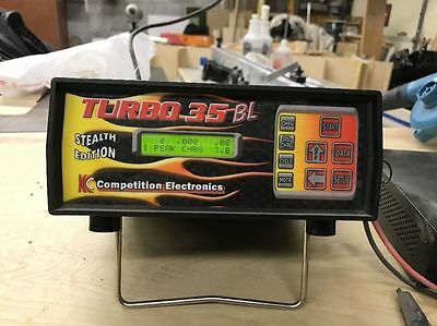 Competition Electronics Turbo 35 BL (Stealth Edition) LIPO Version 5.70 turbo35