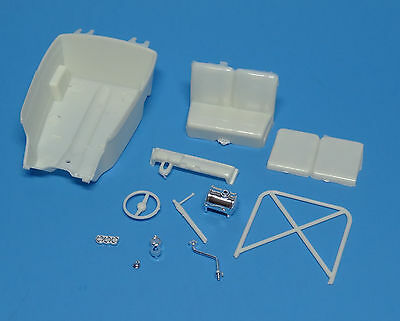 AMT 1940 Ford Coupe Interior Set 1/25 Scale