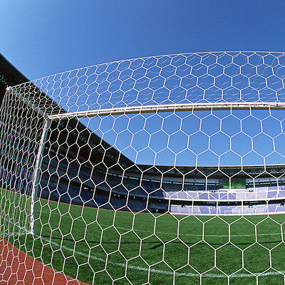 New Outdoor Soccer Goal Football Net Post For Sports Match Training Practice