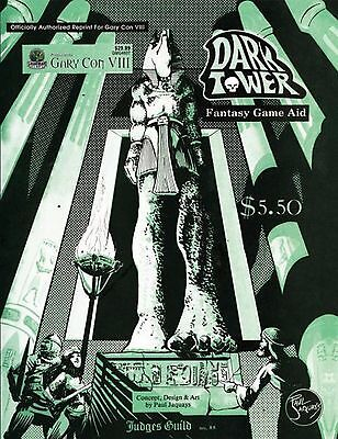 Judges Guild Classic Reprint: Dark Tower (1E Adventure) GMG4611