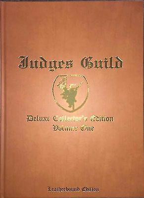 Judges Guild Deluxe Oversized Collector's Edition (Leather Hardback)