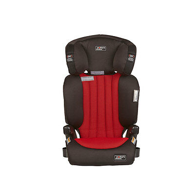 Mother's Choice Delight Air Protect Booster Seat - Black - NEW