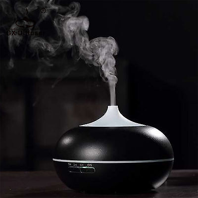 GX Diffusers Aroma Diffuser LED Essential Oil Ultrasonic Air Humidifier 300ML