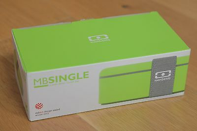 Monbento MB Single Lunch Box with Box - New (Green)