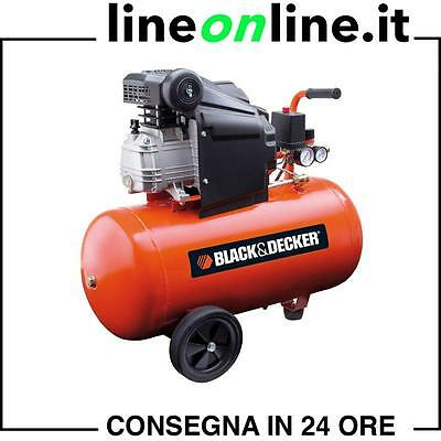 Compressore aria 50 lt  Black and Decker BD 205/50