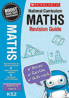 Maths Revision Guide - Year 4: Year 4 by Paul Hollin (Paperback, 2016)