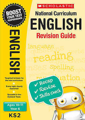 English Revision Guide - Year 6: Year 6 by Lesley Fletcher, Graham Fletcher...