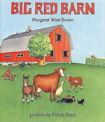 Big Red Barn by Margaret Wise Brown (Board book, 2014)