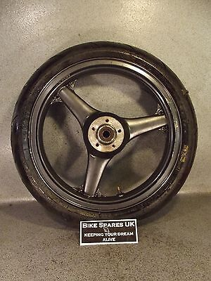 Kawasaki Zx9R C1 C2 (176)- Front Wheel With Tyre