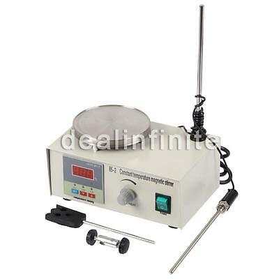 Magnetic Stirrer with Heating Plate 85-2 Hotplate Mixer Digital Display 110V CA