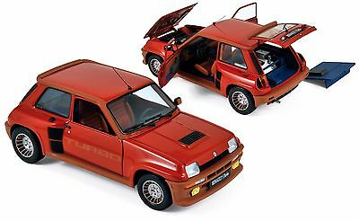 Renault 5 Turbo Red - 1/18 NOREV