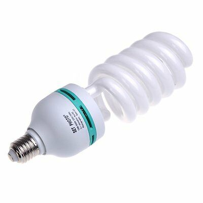 E27 5500K 135W Photo Studio Bulb Video Light Photography Daylight Lamp E27 Bulb