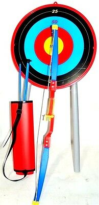 Kids Deluxe Bow and Arrow Archery Set