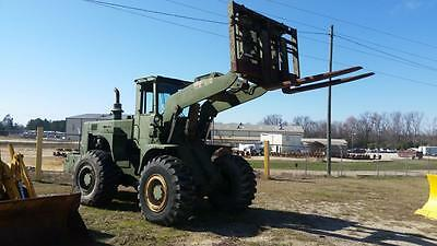 Hough International M10A Loader W/ Forks - Low Hours - Finance Available...!!!