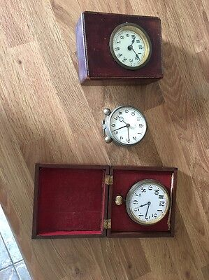 Collection Of Clock Kienzle,Oris And Unbranded Swiss Clock