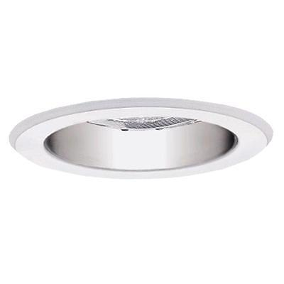 Halo. 5 in. Clear Recessed Lighting with Specular Reflector Cone with White Trim