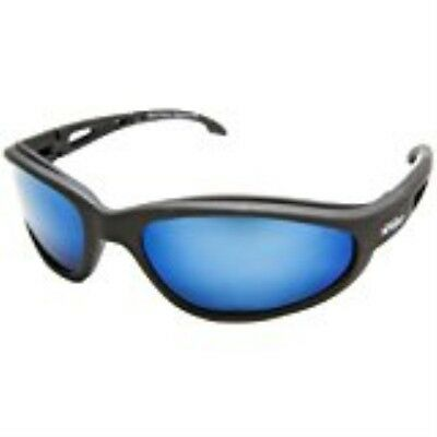 Product Details Edge Eyewear TSMAP218 Dakura Polarized Safety Glasses, Black wit