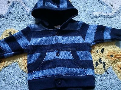 baby boys knitted jacket from Next