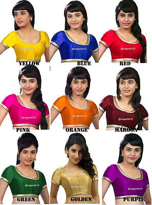 Readymade Saree Blouse, readymade blouse, sari blouse, choli, party Wear blouse