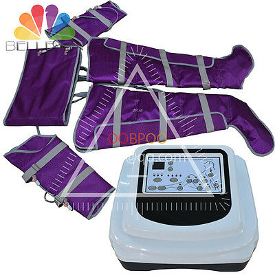 Slimming Suit Detox Body Slimming Pressure Weight Loss Pressotherapy Machine Spa