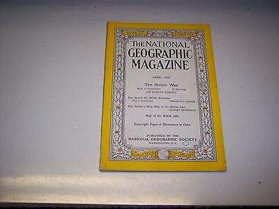 The National Geographic Magazine<<April 1949    #131