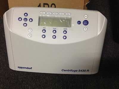 FRONT PANEL WITH KEYPAD for Eppendorf 5430R Refrigerated Centrifuge + Free Ship!