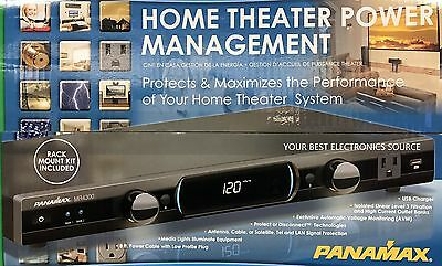 NEW Panamax MR4300 Power Line Conditioner and Surge Protector