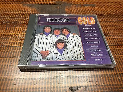 CD The Troggs Gold The Best Of